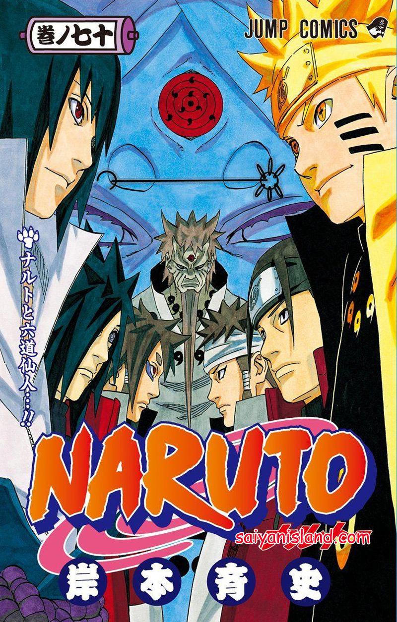 Naruto 690  691  End Of The Saga